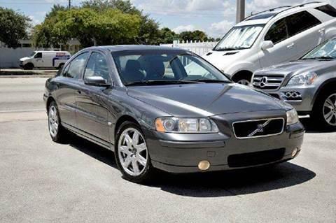 2005 Volvo S60 for sale at MIAMI IMPORTS in Miami FL
