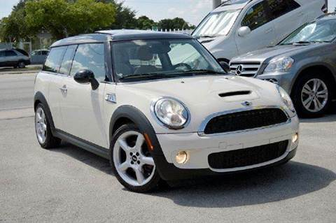 2009 MINI Cooper Clubman for sale at MIAMI IMPORTS in Miami FL