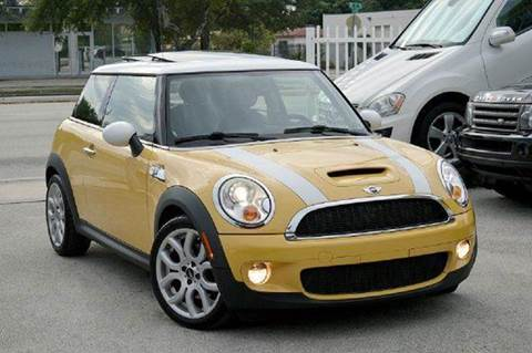 2008 MINI Cooper for sale at MIAMI IMPORTS in Miami FL