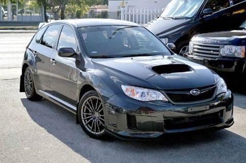 2012 Subaru Impreza for sale at MIAMI IMPORTS in Miami FL