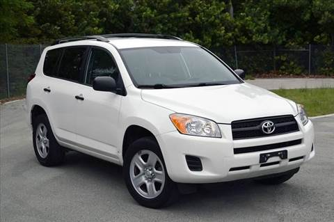 2012 Toyota RAV4 for sale at MIAMI IMPORTS in Miami FL