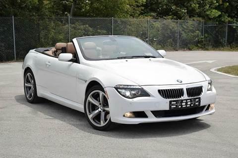 2008 BMW 6 Series for sale at MIAMI IMPORTS in Miami FL