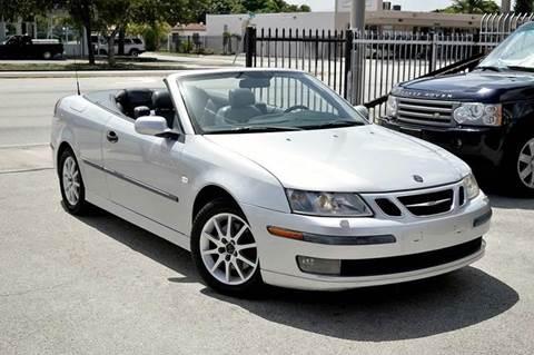 2004 Saab 9-3 for sale at MIAMI IMPORTS in Miami FL