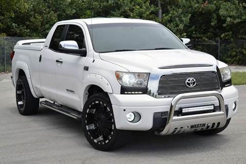 2008 Toyota Tundra for sale at MIAMI IMPORTS in Miami FL