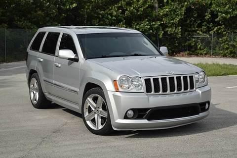 2006 Jeep Grand Cherokee for sale at MIAMI IMPORTS in Miami FL
