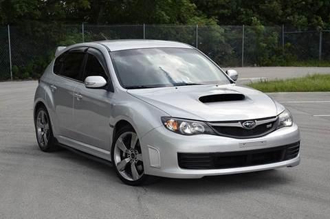 2010 Subaru Impreza for sale at MIAMI IMPORTS in Miami FL