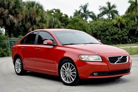 2009 Volvo S40 for sale at MIAMI IMPORTS in Miami FL