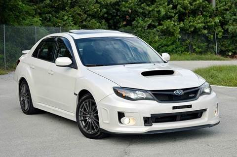 2013 Subaru Impreza for sale at MIAMI IMPORTS in Miami FL