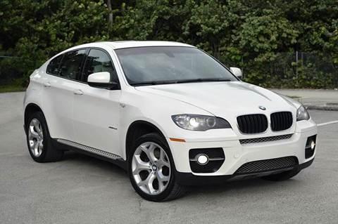 2010 BMW X6 for sale at MIAMI IMPORTS in Miami FL