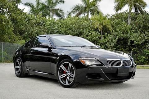 2006 BMW M6 for sale at MIAMI IMPORTS in Miami FL