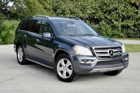 2011 Mercedes-Benz GL-Class for sale at MIAMI IMPORTS in Miami FL
