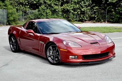 2012 Chevrolet Corvette for sale at MIAMI IMPORTS in Miami FL