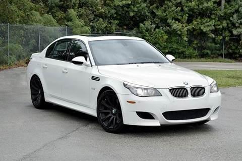 2009 BMW M5 for sale at MIAMI IMPORTS in Miami FL