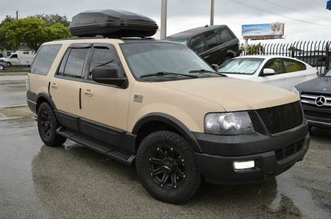2004 Ford Expedition for sale at MIAMI IMPORTS in Miami FL