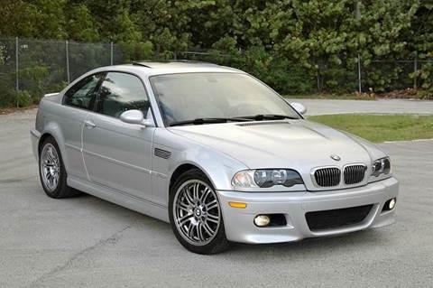 2004 BMW M3 for sale at MIAMI IMPORTS in Miami FL