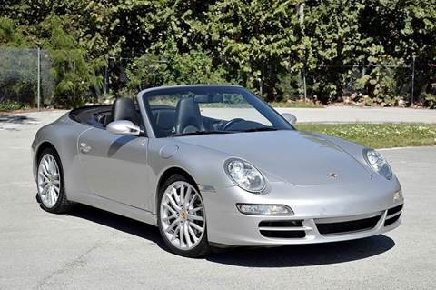 2005 Porsche 911 for sale at MIAMI IMPORTS in Miami FL