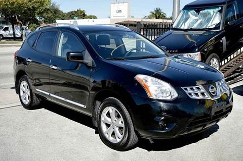 2011 Nissan Rogue for sale at MIAMI IMPORTS in Miami FL