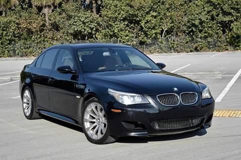 2008 BMW M5 for sale at MIAMI IMPORTS in Miami FL