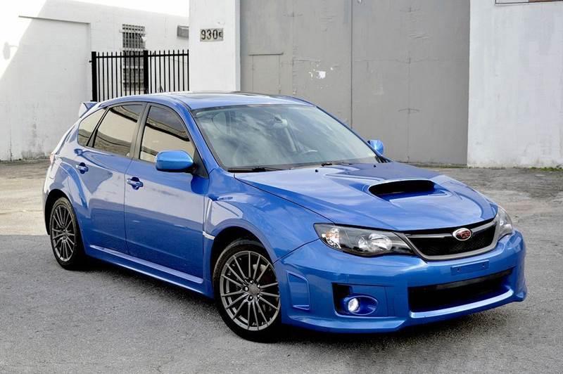 2013 Subaru Impreza Wrx Premium Awd 4dr Wagon In Miami Fl Miami