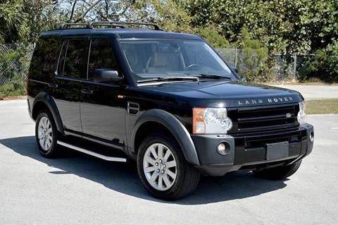 2006 Land Rover LR3 for sale at MIAMI IMPORTS in Miami FL
