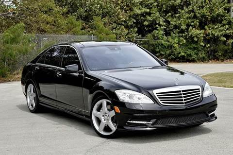 2011 Mercedes-Benz S-Class for sale at MIAMI IMPORTS in Miami FL