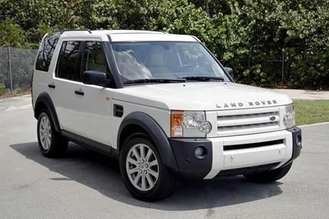 2008 Land Rover LR3 for sale at MIAMI IMPORTS in Miami FL