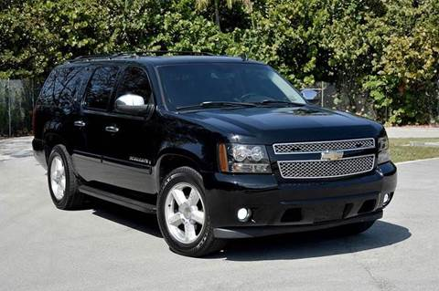 2007 Chevrolet Suburban for sale at MIAMI IMPORTS in Miami FL