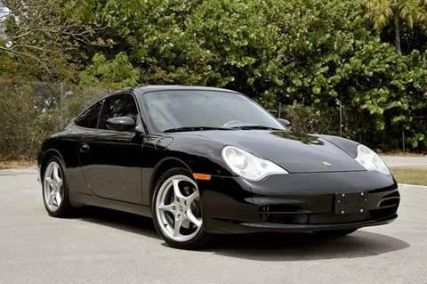 2003 Porsche 911 for sale at MIAMI IMPORTS in Miami FL