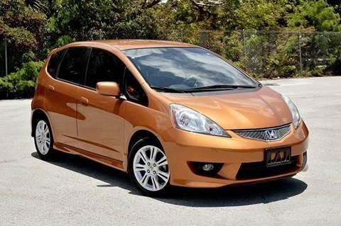 2011 Honda Fit for sale at MIAMI IMPORTS in Miami FL