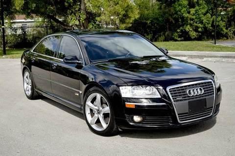 2006 Audi A8 L for sale at MIAMI IMPORTS in Miami FL