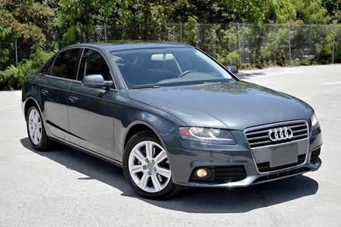 2010 Audi A4 for sale at MIAMI IMPORTS in Miami FL