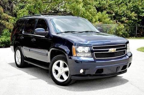 2007 Chevrolet Tahoe for sale at MIAMI IMPORTS in Miami FL