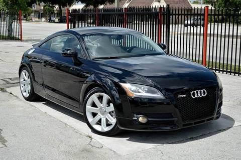 2008 Audi TT for sale at MIAMI IMPORTS in Miami FL