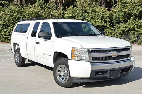2007 Chevrolet Silverado 1500 for sale at MIAMI IMPORTS in Miami FL