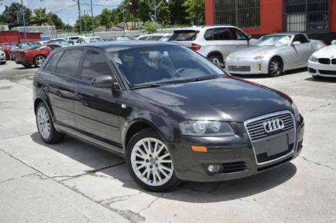 2006 Audi A3 for sale at MIAMI IMPORTS in Miami FL