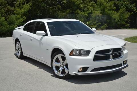 2011 Dodge Charger for sale at MIAMI IMPORTS in Miami FL