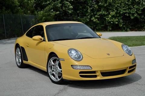 2006 Porsche 911 for sale at MIAMI IMPORTS in Miami FL