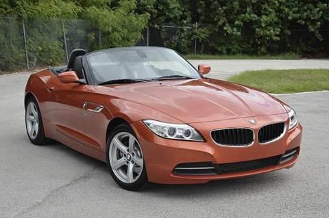 2014 BMW Z4 for sale at MIAMI IMPORTS in Miami FL