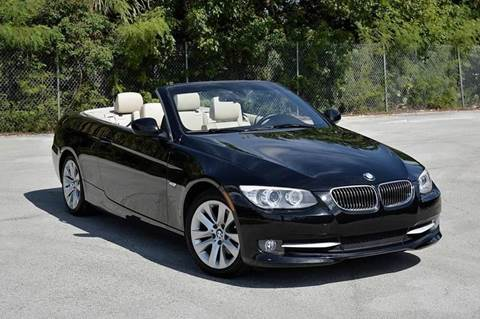 2011 BMW 3 Series for sale at MIAMI IMPORTS in Miami FL