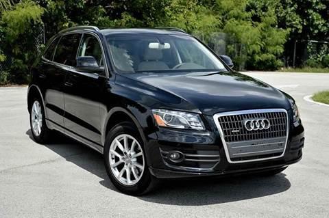 2011 Audi Q5 for sale at MIAMI IMPORTS in Miami FL
