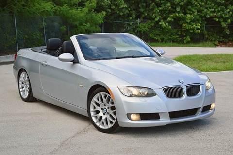 2009 BMW 3 Series for sale at MIAMI IMPORTS in Miami FL