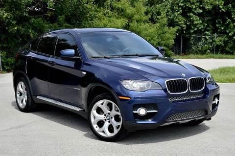 2009 BMW X6 for sale at MIAMI IMPORTS in Miami FL