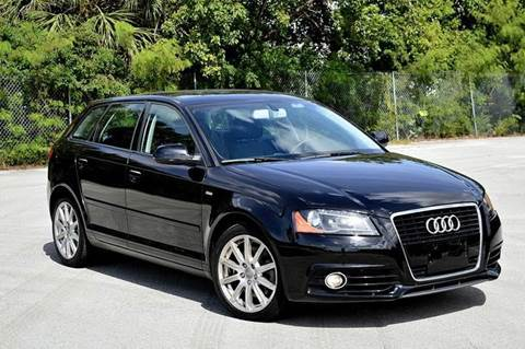2011 Audi A3 for sale at MIAMI IMPORTS in Miami FL