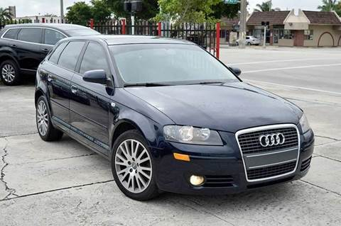 2008 Audi A3 for sale at MIAMI IMPORTS in Miami FL