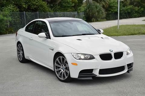 2011 BMW M3 for sale at MIAMI IMPORTS in Miami FL