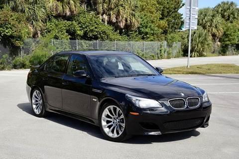 2010 BMW M5 for sale at MIAMI IMPORTS in Miami FL