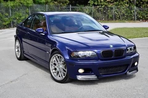 2006 BMW M3 for sale at MIAMI IMPORTS in Miami FL