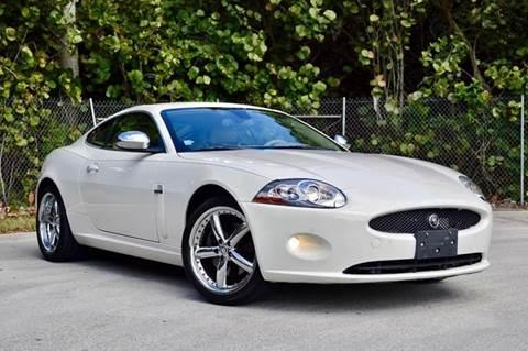 2009 Jaguar XK for sale at MIAMI IMPORTS in Miami FL