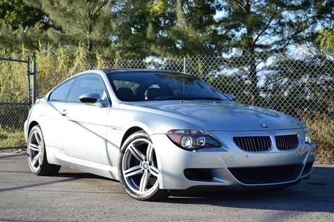 2007 BMW M6 for sale at MIAMI IMPORTS in Miami FL