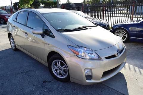 2010 Toyota Prius for sale at MIAMI IMPORTS in Miami FL